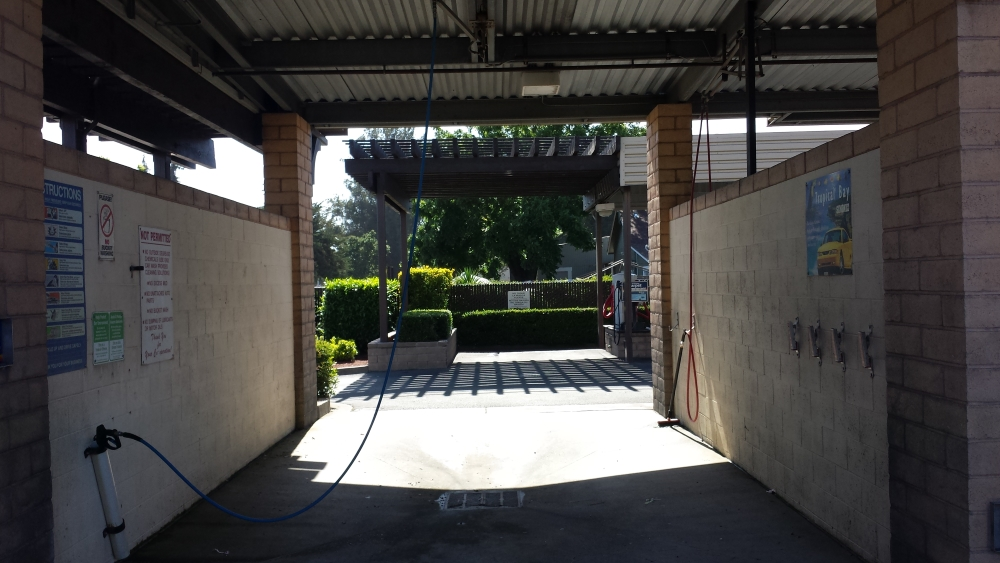 Self-Service Car Wash Santa Rosa