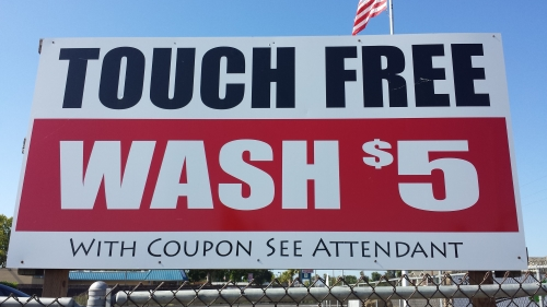 $5 Car Wash Coupon